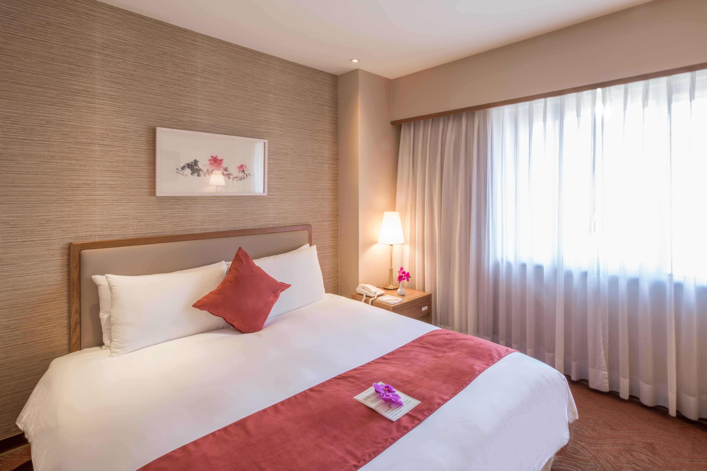 The main establishment classic double classic twin for Design hotel ximending